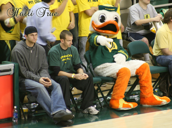 Oregon Duck Basketball