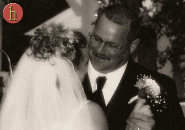 bride &dad